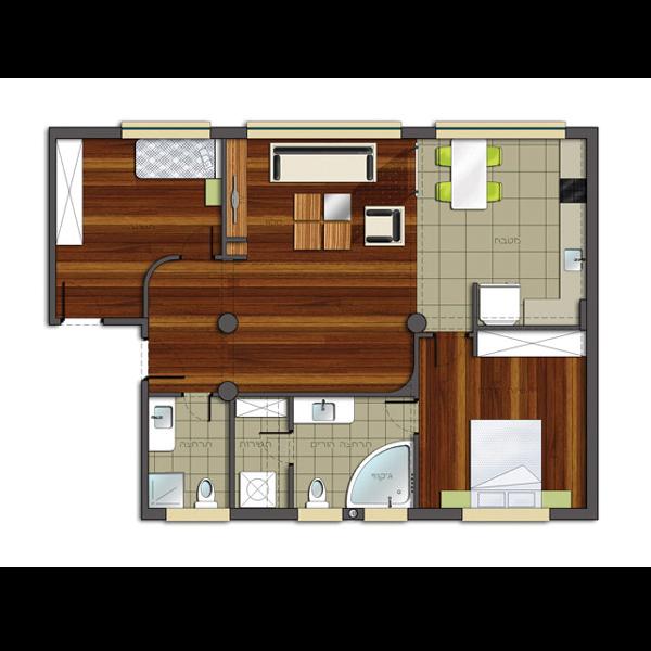 דירת יזם להשקעה 1