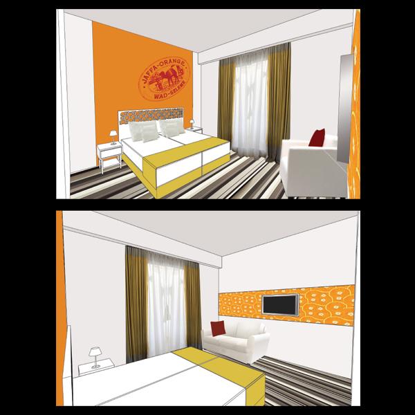 מלון רות דניאל 2